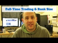 Going Full-Time & Trading Banks – Followers Q & A