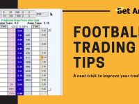 Football betting tips | Lay the draw | Finding the perfect trade
