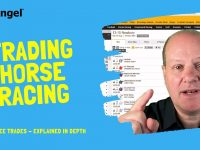 Betfair trading | Three consecutive pre-off horse racing trades & some trading tips!