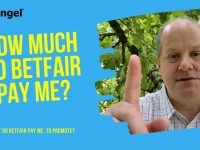 How much do I get paid by Betfair?