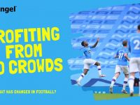 Betting on football | Profiting from a lack of crowds at matches