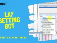 Creating a Betfair lay betting bot on Bet Angel