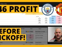Man City v Man Utd Football Trading on Betfair | Caan Berry