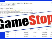 What's going on at Gamestop and where will this end?