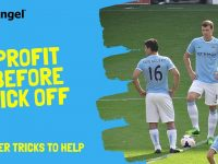 Football betting tips   Profit before a ball has even been kicked   Betfair trading strategy