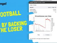 Betfair trading | A simple but very effective football trading strategy