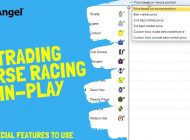 Betting and Betfair trading In-play with Bet Angel
