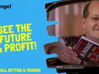 Football betting tips   A neat strategy which profits, by seeing the future!