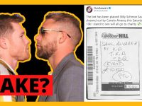Is Chris Eubanks Jr's £10,000 Canelo Bet Real? | William Hill Bet Slip