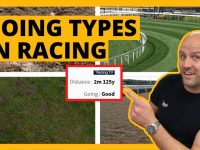 Going Types in Racing Horse Racing & How the Going is Calculated at Racecourses