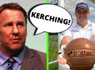 Monetising the Vulnerable Whilst Saving Yourself?   Peter Shilton & Paul Merson